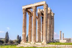 5520_GREECE_ATHENS (KevinMulla) Tags: ancientruin athens greece temple templeofzeus athina attica