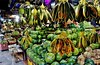 INDONESIEN, Java, in Surabaya unterwegs, 17527/10113 (roba66) Tags: urlaub reisen travel explore voyages visit tourism roba66 asien asia indonesien indonesia java markt market obst gemüse surabaya