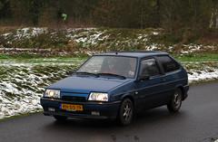1997 Lada Samara 1.5i (rvandermaar) Tags: 1997 lada samara 15i ladasamara vaz avtovaz 2108 rvdm
