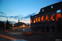 Нічний Рим, Італія InterNetri Italy 098