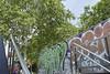 "Above the stairs of the subway station ""Ciutadella Vila Olímpica"", Barcelona (heraldeixample) Tags: heraldeixample barcelona bcn spain espanya españa spanien catalunya catalonia cataluña catalogne catalogna metro tube underground subway metropolitana undergrundsbane метро 地铁 arbres trees árboles alberi arvores bäume træer copaci 树木 verd green verde vert grün 绿"