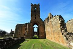 Mount Grace Priory (Mike.Dales) Tags: mountgracepriory englishheritage nationaltrust inglebyarncliffe northyorkshire carthusian ruins england charterhouse