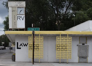 Law offices and RV Park
