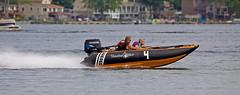 LEAN LEFT (ddt_uul) Tags: lake whitmorelake water boat racing cruise michigan outside summer liquid tohotsu inflatable ddtuul orange