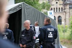 tddzgs999999997 (Felix Dressler) Tags: tddz goslar notddz tagderdeutschenzukunft reichsbauernstadt dierechte kollektivnordharz neonazis demonstration harz