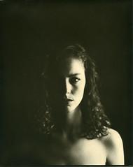 C. (denzzz) Tags: portrait directpositivepaper harman ilford caffenol analogphotography filmphotography intrepidcamera 8x10 largeformat fujinonc 300mm
