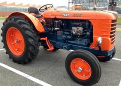 Fiat 80 R Bicolore (samestorici) Tags: trattoredepoca oldtimertraktor tractorfarmvintage tracteurantique trattoristorici oldtractor veicolostorico r80