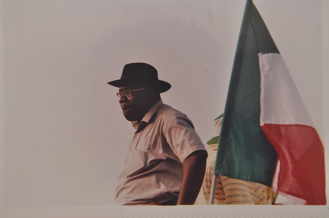 2007, House of Reps Campaign