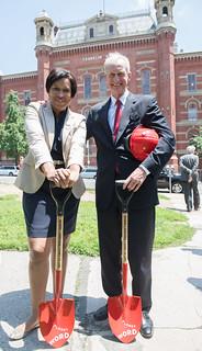 June 4, 2018 Mayor Bowser to Kick Off Historic Franklin School Renovations