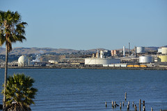 The Beach Party (CN Southwell) Tags: up union pacific san pablo bay area california