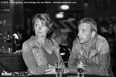 2018 Bosuil-Het publiek bij Mitch Rivers en Gregory Ackerman 1-ZW