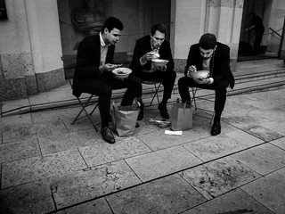 Three Suits With Three Bowls