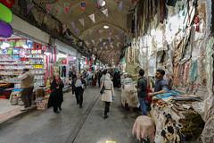 Grand Bazaar, Tehran (Ninara) Tags: grandbazaar tehran iran bazaar