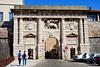 Zadar: The city's main entrance -- Land Gate (ARKNTINA) Tags: zadar zadarcroatia dalmatia europe croatia hr18 eur18 random6 city building architecture fortifiedcity gate landgate citygate