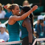 Madison Keys, Sloane Stephens