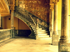 staircase (Jackal1) Tags: staircase decay havana cuba urban architecture