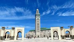 La Grande Mosquée Hassan II (clairetresse) Tags: maroc 2018 casablanca mosquée hassanii
