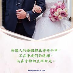 人生语录 - 婚姻 (追逐晨星) Tags: 婚姻 语录图片 家庭 神的主宰
