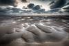 the sculpture of the sea (ylemort) Tags: nature beach sand sea landscape sky cloudsky scenics outdoors water cloudscape nopeople blue beautyinnature summer lowtide coastline backgrounds sunlight day everypixel canon canon5dmkiv belgique belgium