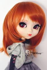 Arsinoe - Pullip Stica (·Yuffie Kisaragi·) Tags: doll pullip stica arsinoe obitsu rewigged