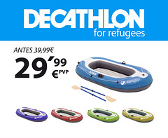 DECATHLON FOR REFUGEES  SHAME (vlekuona) Tags: