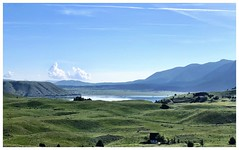 Blue, green and a lake in the middle (aiva.) Tags: bosnia blidnje lake naturepark bosna landscape mountain