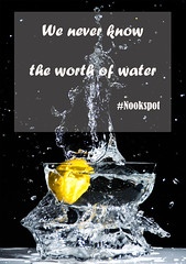 water (NookSpot) Tags: motivation motivationalquotes warmwater health
