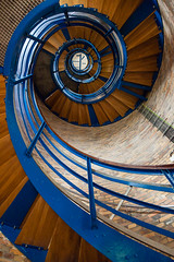 Wendeltreppe Leuchtturm Flügge (Traumfotos Trautmann) Tags: fehmarn flügge leuchtturm treppe treppenanlage treppenhaus urlaub urlaub2014 wendeltreppe stairs ostsee fyr flüggerstrand insel lighthouse canon canoneos5dii canoneos5dmarkii canonef241054lisusm