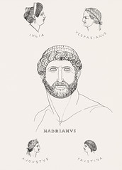 Roman heads from An illustration of the Egyptian, Grecian and Roman costumes by Thomas Baxter (1782-1821).Digitally enhanced by rawpixel. (Free Public Domain Illustrations by rawpixel) Tags: illustration publicdomain otherkeywords afterlife afterworld anillustrationoftheegyptian ancient ancienttimes antique avgvstvs baxter cc0 drawing empire favstina goddess gods grecian grecianandromancostumes greek hadrianvs head heads historic historical history ivlia myth mythology old oldkingdom roman romanheads romans sketch thomasbaxter vespasianvs vintage worship