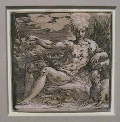 Antonio da Trento (rocor) Tags: antoniodatrento parmigianino metropolitanmuseum