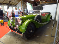 ALVIS SPEED 25  DZ-39-81 1938 Carrosserie Jansen Wesepe (willemalink) Tags: alvis speed 25 dz3981 1938 carrosserie jansen wesepe