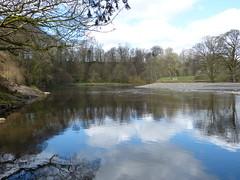 Kirkby Lonsdale - River Lune 180405 7 (maljoe) Tags: kirkbylonsdale cumbria rnblune