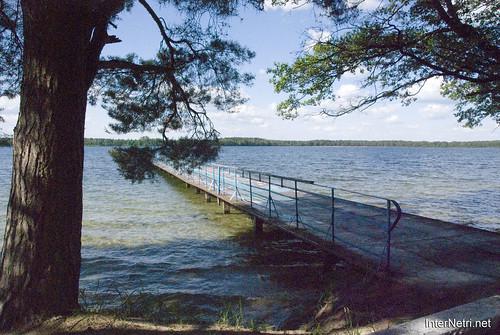 Шацький Національний Природний Парк Озеро Пісочне  МІстки InterNetri  Ukraine 122