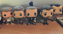 2018 YIP Day 122: The guys (knoopie) Tags: 2018 may iphone picturemail 2018yip project365 365project 2018365 yiipday122 day122 funko jacob steve drew kevin moriarty jim desktop funkopop