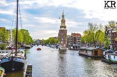 Canal (keegrich89) Tags: netherlands canals amsterdam