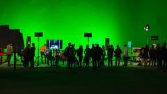 Green (VladimirTro) Tags: санктпетербург россия свет кино фото фотография russia russian saintpetersburg photography photo people green light indoor studio