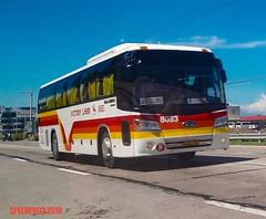 Baguio's Grandbird (Victory Liner #8083) (speedpro3) Tags: 8083 victorylinerinc kiamotorskorea urdanetacitypangasinan kia motors korea victory liner inc