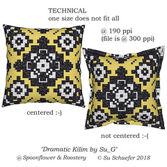 Technical: One size does not fit all! (Su_G) Tags: technical onesizedoesnotfitall sug 2018 spoonflower roostery issue technicalissue size scale