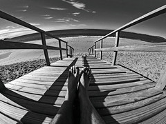 My point of view (alestaleiro) Tags: pointofview puntodevista me myself feet pies piedi mar ocean bianconero monochrome monocromo mono bw bn pb estaleiro pier estaleirobeach praiadoestaleiro sc santacatarina balneáriocamboriú sea view vista alestaleiro