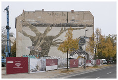 Bachstraße (epha) Tags: benwagin berlin mitte wandbild weltbaum mural