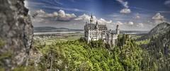Neuschwanstein (nicnac1000) Tags: castle germany neuschwanstein bavaria bayern lsandscape ludwig