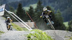 dirt 04 (phunkt.com™) Tags: uci world cup saalfelden leogang 2018 race dh down hill downhill phunkt phunktcom keith valentine