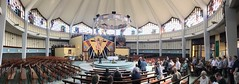 Church of Our Lady of the Assumption, Newcastle, Co. Down (John D McDonald) Tags: northernireland ni ulster geotagged iphone appleiphone iphone7plus appleiphone7plus countydown codown southdown newcastle ourladyoftheassumption churchofourladyoftheassumption building architeture church churchinterior catholicchurch romancatholicchurch catholic romancatholic rc panorama