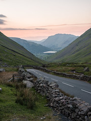 Kirkstone Pass toward Brothers Water (thomasgreen92) Tags: sun england photography photo landscape sea light lighthouse tripod manfrotto lens camera picture image grass colour rocks ocean water sky bay rock nikon d750 1835 dawn sunrise tree lakedistrict beautiful beauty reflection lake mountain wood serene river forest sunset