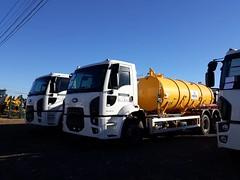 08/06/18 - Esteio/RS: entrega de maquinário com Governador Sartori para diversos municípios gaúchos