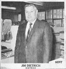 1971 - Jim Dietrich