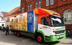 Prost! (G_E_R_D) Tags: bier beer cerverza birra lkw lastwagen truck hb hofbräuhaus royalbreweryinmunich prost prosit cheers toyourhealth proosten kappeln schleswigholstein skål