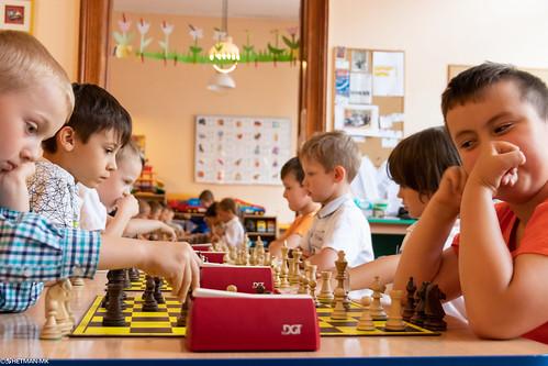 VIII Turniej Szachowy Przedszkolaków o Mistrzostwo Świdnicy-63