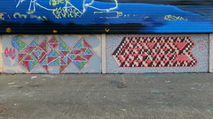 Schuttersveld (oerendhard1) Tags: graffiti streetart urban art rotterdam oerendhard crooswijk schuttersveld ees ziek