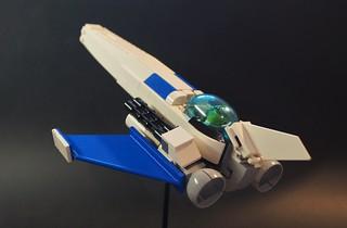 Crusader Mk. III Space Superiority Fighter
